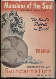 Mansions of the Soul: the Cosmic Conception: Lewis, H. Spencer