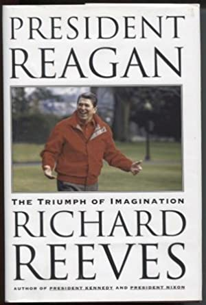 Image result for Reeves Reagan triumphant