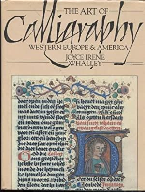 The Art of Calligraphy - Western Europe and America