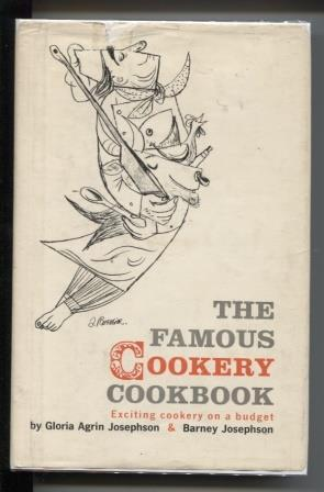 The Famous Cookery Cookbook,
