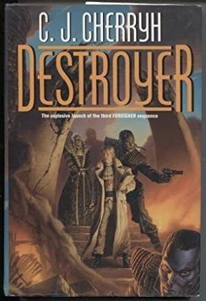 Destroyer (Foreigner Series, 7)