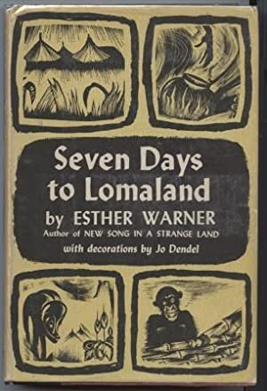 Seven Days to Lomaland: Warner, Esther