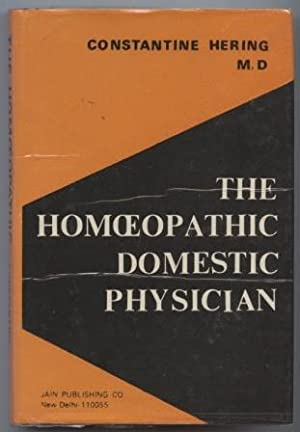 The Homeopathic Domestic Physician