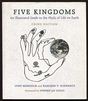 Five Kingdoms ; An Illustrated Guide to: Margulis, Lynn &