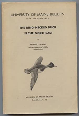 The Ring-necked Duck in the Northeast