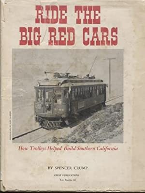 Ride The Big Red Cars: How Trolleys Helped Build Southern California