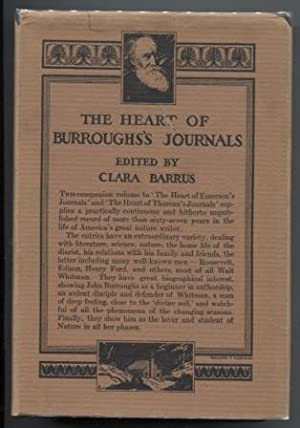 The Heart of Burroughs's Journals