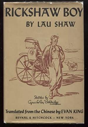 Rickshaw Boy: Shaw, Lau; Translated