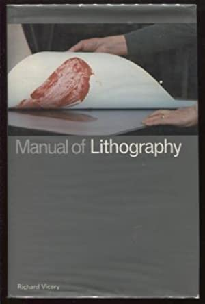 Manual of lithography