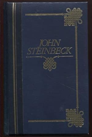 John Steinbeck ; The Grapes of Wrath-The Moon is Down-Cannery Row-East of Eden-Of Mice and Men Th...