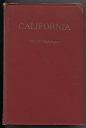 California Its History and Romance