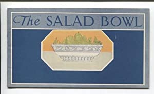 The Salad Bowl : Gold Medal Mayonnaise