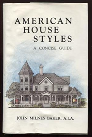 American House Styles : A concise guide