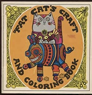 Fat Cat's Craft and Coloring Book