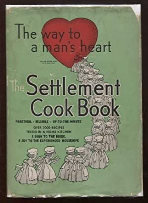 The Settlement Cook Book : Tested recipes from the Milwaukee Public School Kitchen Girls Trades a...