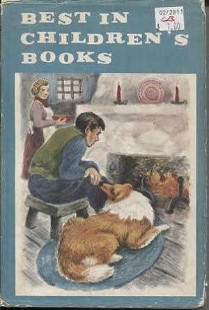 Best in Children's Books Volume 10: Lassie: Ericknight, James Baldwin,