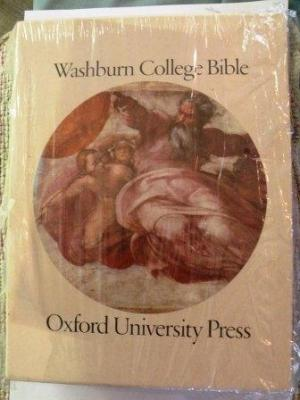 The Washburn College Bible (and slipcase)