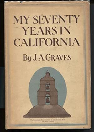 My Seventy Years In California 1857 - 1927