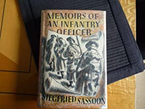 Memoirs of an Infantry Officer (signed by: SASSOON, Siegfried: FREEDMAN,