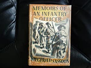 Memoirs of an Infantry Officer (signed by: SASSOON, Siegfried; FREEDMAN,