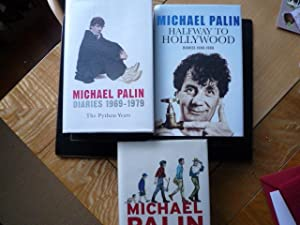Diaries (3 vols all signed): The Python Years, 1968-1979: Halfway to Hollywood, 1980-1988; Travel...