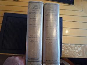 The Heart of the Antarctic (2 vols, in original dustjackets)