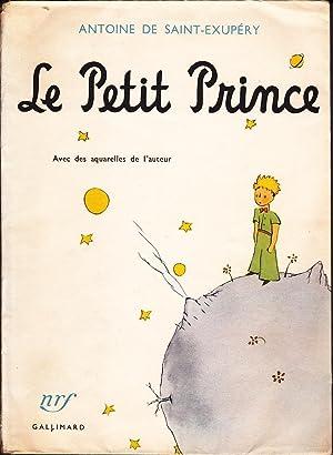 Le petit prince: Saint-Exupéry