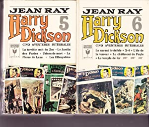 Harry Dickson, 9 volumes