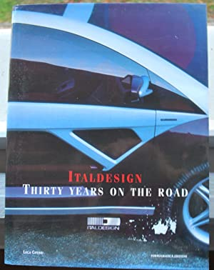 Italdesign. Thirty years on the road.: Luca Cifferi