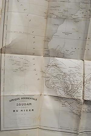 Le Niger et les explorations de l'Afrique: F. de Lanoye