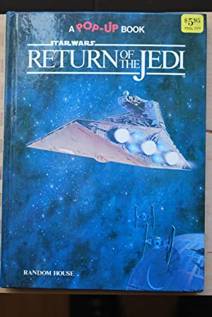 Star-Wars. Return of the Jedi. A Pop-up book.