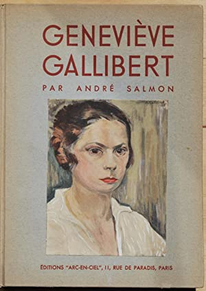 Geneviève Gallibert: André Salmon