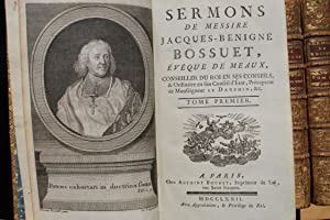 Sermons. Neuf volumes, complet.