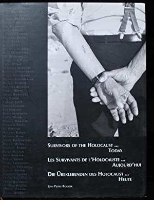 Survivors of the Holocaust.Today.