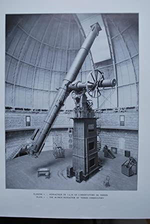 L'évolution de l'astrophotographie et les grands téléscopes de l'avenir. The development of astro...