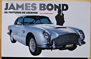 James Bond, 101 voitures de collection.