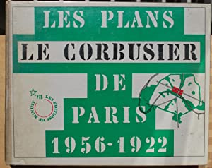 Les plans de Paris 1956-1922.