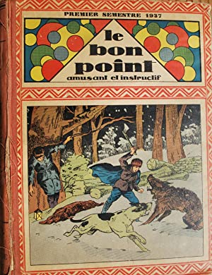 Le bon point, amusant et instructif. 1927/1
