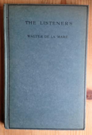 The listeners and other poems