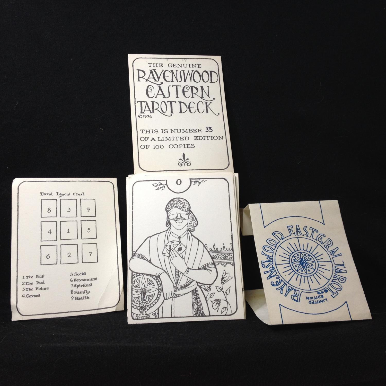 Ravenswood Eastern Tarot Deck: Limited,