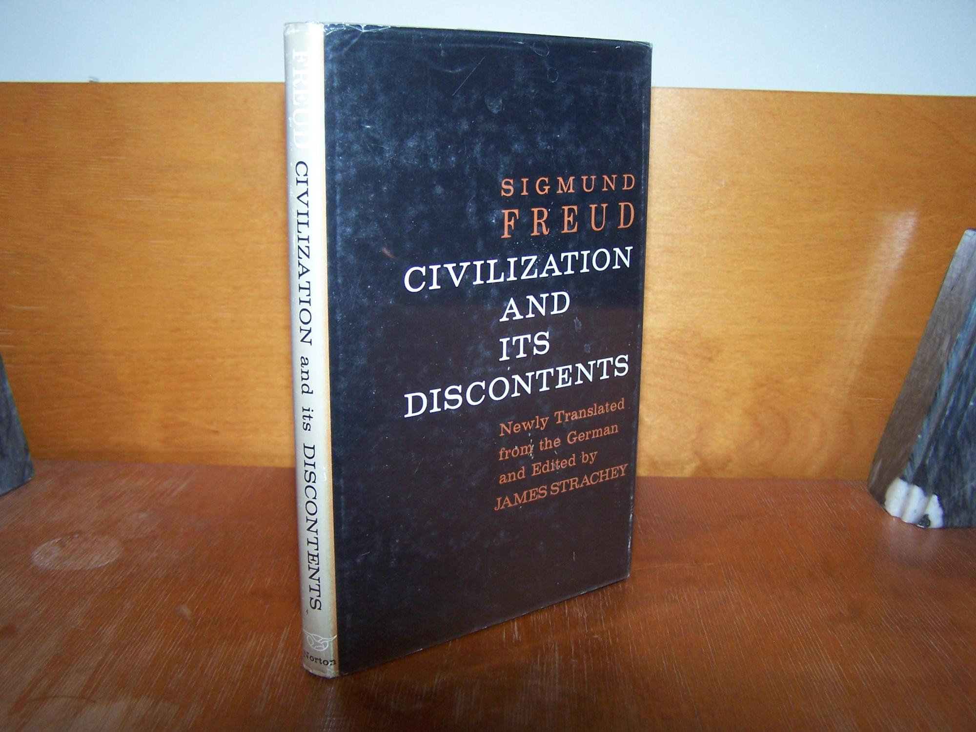 civilization critical discontents essay freud from its sigmund A brooding book that sounds the death knell for optimistic views on humanity's progress through civilization, civilization and its discontents begins with a recapitulation of freud's disdainful views on religion as a psychological salve and then goes on to challenge enduring platitudes about human.