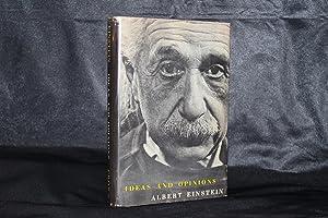 Ideas and Opinions: Einstein, Albert