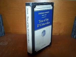 Tess of the D'Urbervilles: Hardy, Thomas