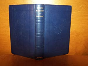The History of Henry Esmond, Esq. (The: Thackeray, W. M.