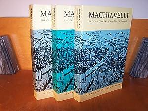 Machiavelli: The Chief Works and Others (3: Machiavelli, Nicolo; Gilbert,