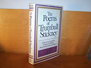The Poems of Trumbull Stickney: Stickney, Trumbull; Whittle,