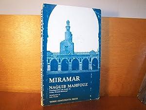 Miramar: Mahfouz, Naguib; Moussa-Mahmoud,