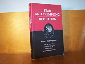 Fear and Trembling; Repetition (Kierkegaard's Writings, Vol: Kierkegaard, Søren; Hong,