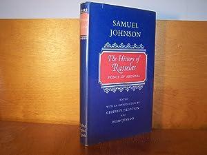 Rasselas (The History of Rasselas, Prince of: Johnson, Samuel; Tillotson,