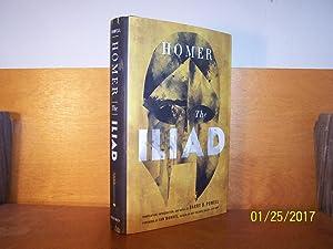 The Iliad: Homer; Powell, Barry